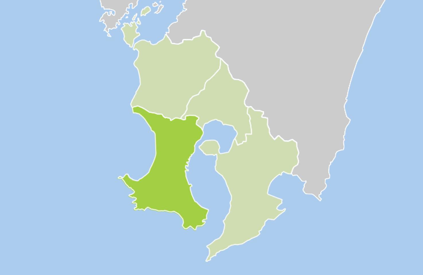 鹿児島エリア